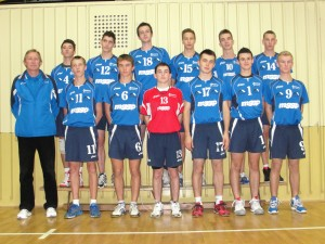 Juniorzy 2012-13