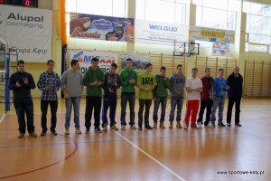 Wicemistrzowie Małopolski Juniorów