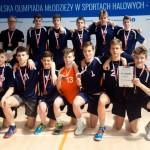 Malopolska-chlopcy-3-miejsce-OOM-2019-druzyna